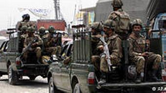 Pakistani security forces have intensified their operations against the militants in recent years