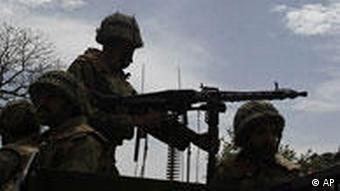 The Pakistani army has intensified its operations against the Taliban