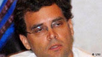 Wahlen Indien 2009 Rahul Gandhi