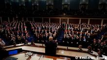 USA Donald Trump Rede zur Lage der Nation