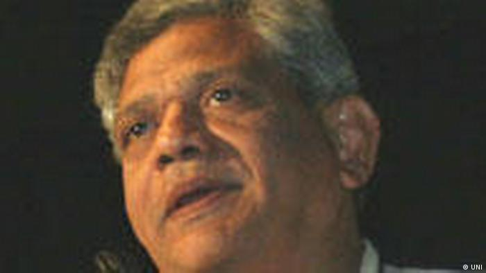 Wahlen Indien 2009 Sitaram Yechuri (UNI)
