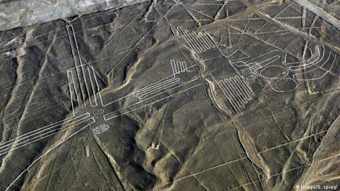 Driver arrested after truck damages Nazca strains World Heritage Website