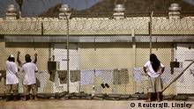 Kuba USA Guantanamo Bay U.S. Naval Base