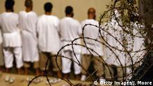 Kuba USA Guantanamo Bay Leben im Lager