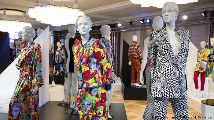 Выставка Джанни Версаче в Берлине