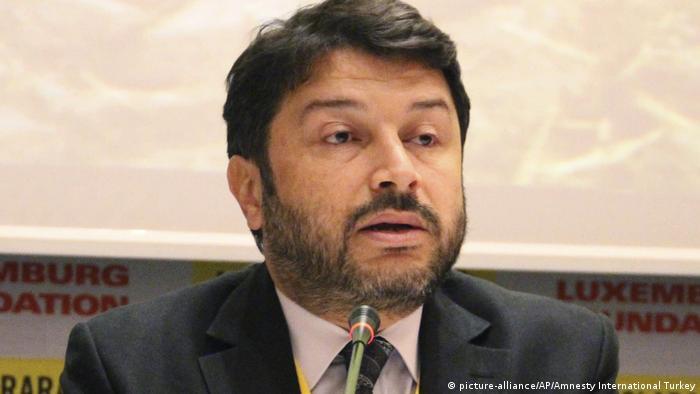 Türkei Taner Kilic von Amnesty International