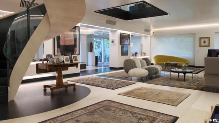 Apartment mixes modern style and retro | All media content | DW ...