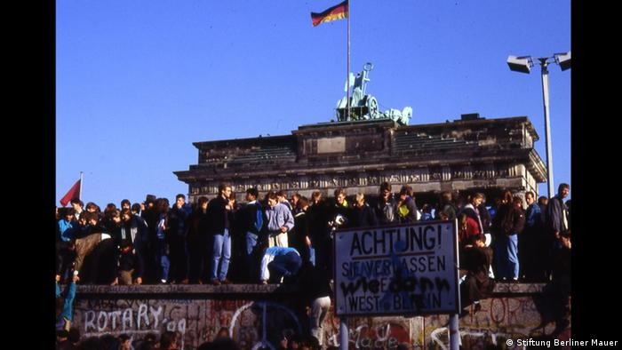 30-летие падения Берлинской стены
