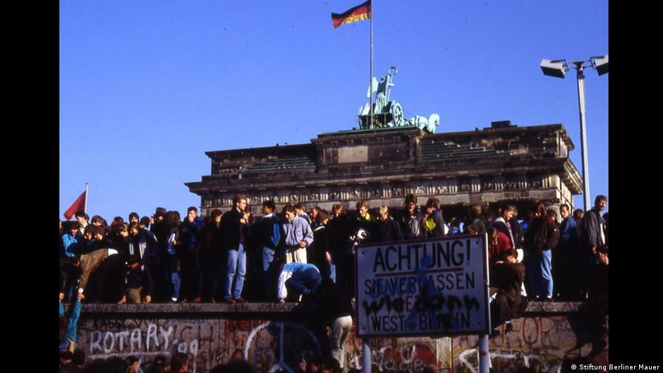 Berliner Mauer: Zweimal 10.315 Tage | Deutschland | DW | 04.02.2018
