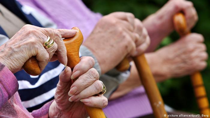 сценарий для дома престарелых
