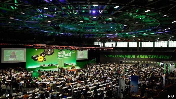 Предвыборный съезд партии Союз-90/Зеленые