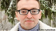 Galim Fashutdinow, langjähriger DW-Korrespondent in Tadschikistan