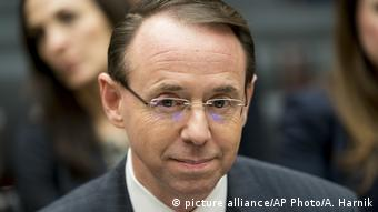 Rod Rosenstein (picture alliance/AP Photo/A. Harnik)