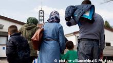 Deutschland Flüchtlinge Familiennachzug