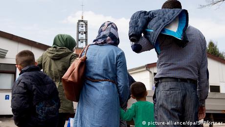 Deutschland Flüchtlinge Familiennachzug (picture-alliance/dpa/S. Pförtner)