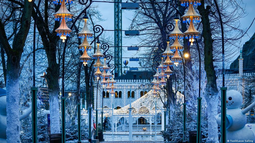Light Festival To Brighten Up February Nights In Copenhagen Dw