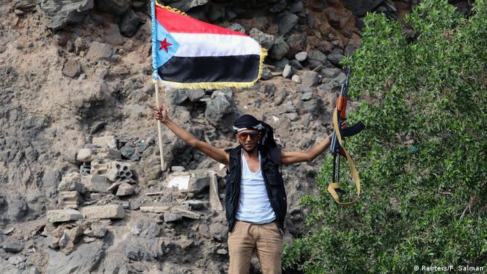 Jemen Krieg | Aden - Separatisten im Südjemen