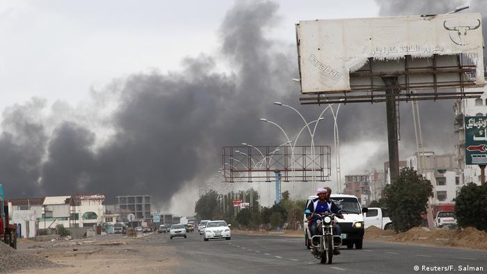 Aden u Jemenu