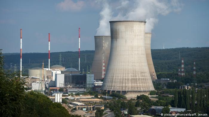 Kernkraftwerk Tihange Atomreaktor Tihange-1