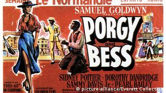 Porgy and Bess film poster from 1959
