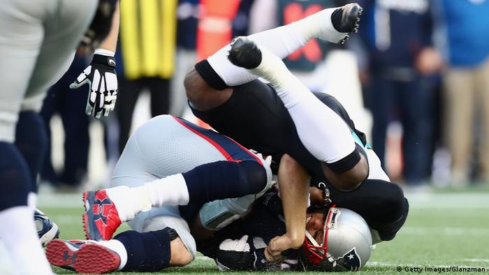 AFC Championship - Jacksonville Jaguars v New England Patriots | Tom Brady (Getty Images/Glanzman)