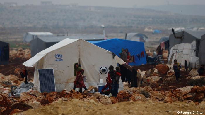 Türkiye 170 bin kişilik kamp kuracak