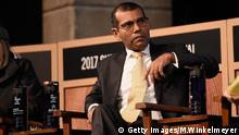 Sundance Film Festival, New Climate Lunch Roundtable, Mohamed Nasheed