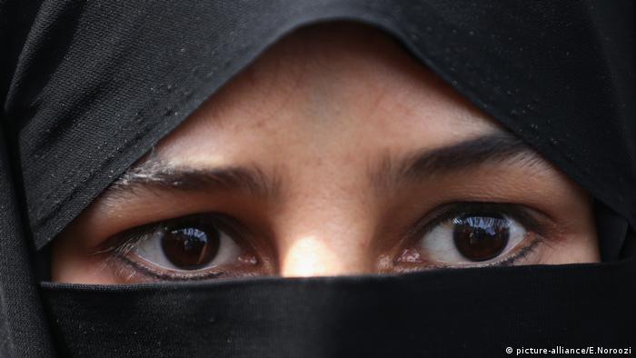 Woman in hijab