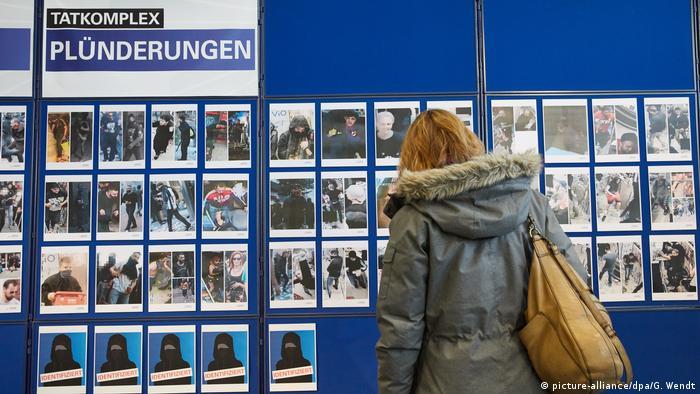 G20 göstericileri Avrupa'da aranıyor
