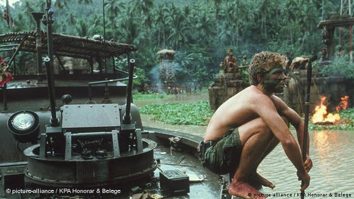 Filmszene Apocalypse Now vom Francis Ford Coppola (picture-alliance / KPA Honorar & Belege)