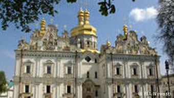 Києво-Печерська лавра - під контролем УПЦ Московського патріархату