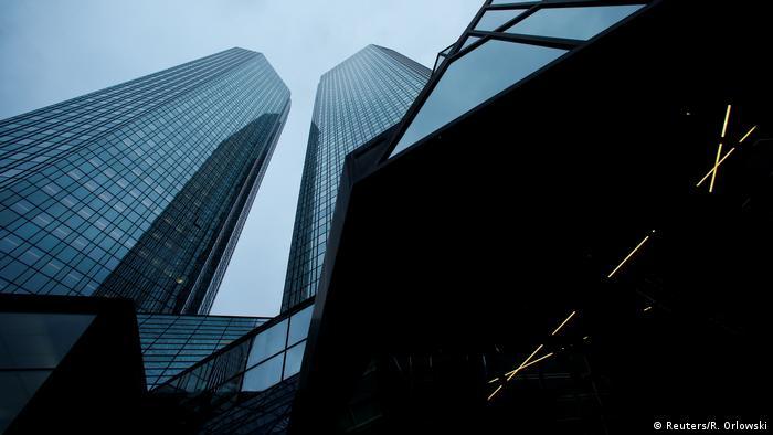 Deutsche Bank u Frankfurtu