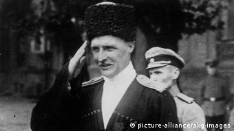 Russland Ukraine Bürgerkrieg 1918   Pawlo Skoropadskij (picture-alliance/akg-images)