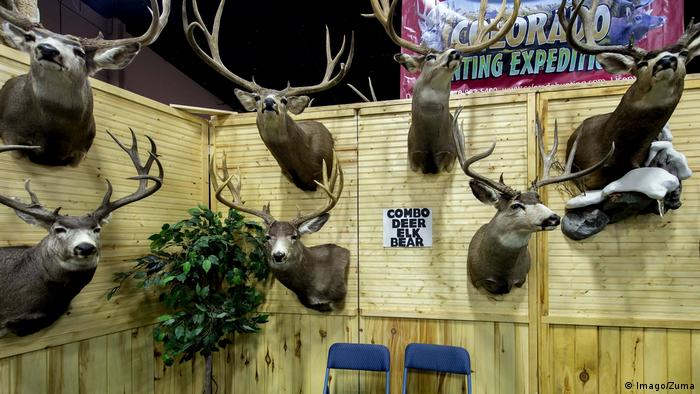 Las Vegas Safari Club International Convention 2015