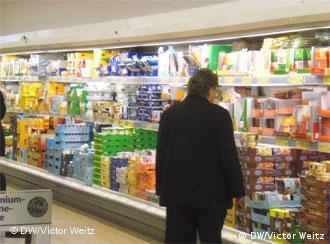 Цены на молоко в Германии продолжают падать   Экономика в Германии и ... 82109a29270