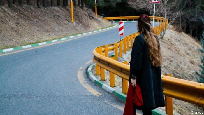 Iran Anti-Kopftuch-Proteste (privat)