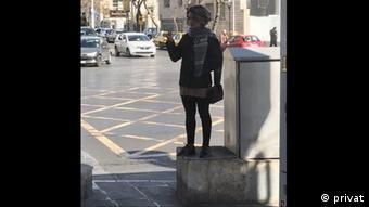 Iran Anti-Kopftuch-Proteste