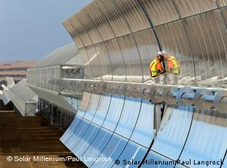 German solar firms get warm welcome in California market
