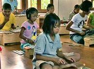 委内瑞拉一个救助贫穷儿童的音乐项目获得巨大成功