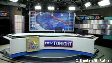 Kenia Nairobi NTV-TV-Channel