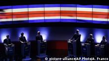Costa Rica Wahlen | TV-Duell