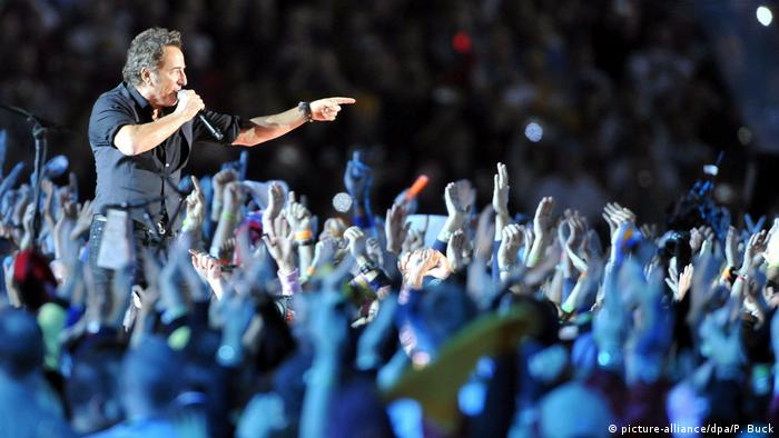 Bruse Springsteen diSuper Bowl 2009.