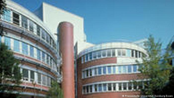 Universität Duisburg-Essen, Campus Duisburg (Pressestelle Universität Duisburg-Essen)
