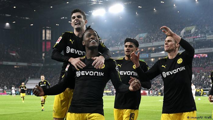 Fußball Bundesliga - 1. FC Köln - Borussia Dortmund (imago/U. Kraft)
