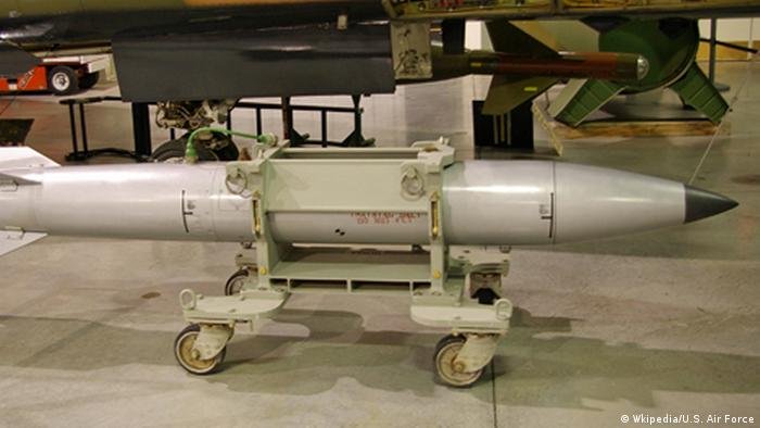 Atombombe USA (Wkipedia/U.S. Air Force)