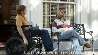 Filmstill Don't Worry, He Won't Get Far on Foot von Gus van Sant (2018 AMAZON CONTENT SERVICES LLC/S. P. Green)