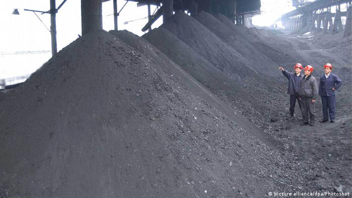 Bergbau in Nordkorea