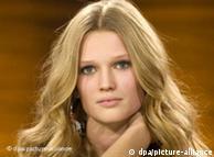 تونی گارن، مدل ۱۸ سالهی آلمانی