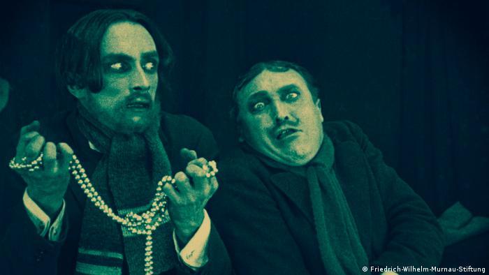 Berlinale 2018 | Retrospektive Weimarer Kino | Christian Wahnschaffe Die Flucht aus dem goldenen Kerker (Friedrich-Wilhelm-Murnau-Stiftung)
