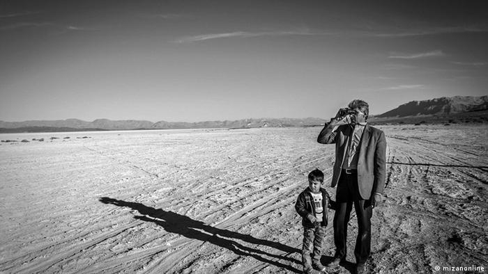 خشکی بخش بزرگی از تالاب بختگان در استان فارس خسارتهای هنگفت جانی و مالی در منطقه وارد میکند